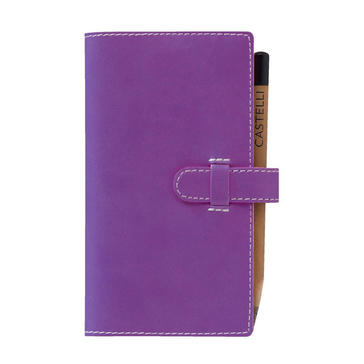 Castelli Flexible Notebooks - from Proctors of Belfast